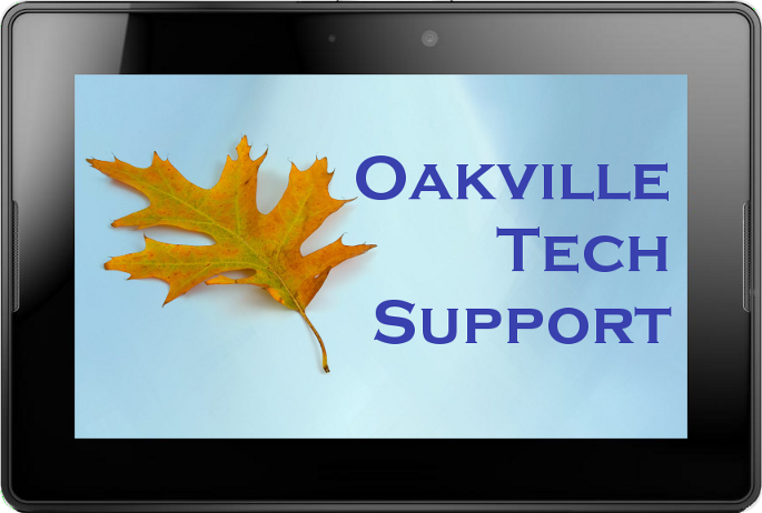 Oakville Tech Support